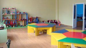 სექტემბრისთვის ათი ახალი საბავშვო ბაღი გაიხსნება
