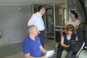 ივნისში 251 ბიზნეოპერატორებიდან საწარმოო პროცესი 73 შეუჩერდა