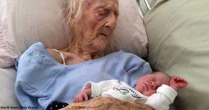 იტალიელმა ქალმა 101 წლის ასაკში შვილი გააჩინა
