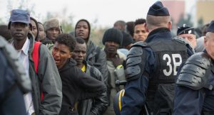 საფრანგეთში არეულობის შედეგად 16 მიგრანტი დაშავდა