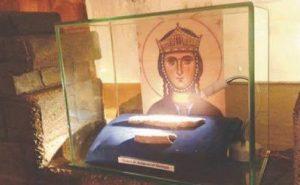 ინდოეთიდან ქეთევან დედოფლის წმინდა ნაწილებს 23 სექტემბერს ჩამოაბრძანებენ