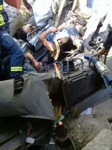 საზარელი შემთხვევა ამბროლაურში_დაღუპულია სამი ადამიანი (ფოტოები ადგილიდან)
