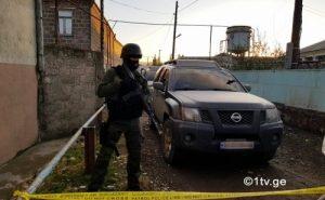 ქვემო ქართლში სპეცოპერაციის შედეგად 25-წლამდე მამაკაცი დააკავეს