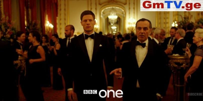 მერაბ ნინიძე BBC-ის ახალ სერიალში McMafia ერთ-ერთ მთავარ როლს შეასრულებს