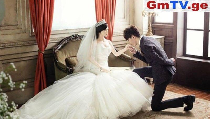 28 წლის ჩინელმა ცოლად გასაბერი ქალი მოიყვანა