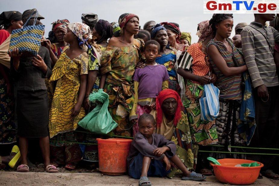 კონგოში პოლიციელებს 46 ბავშვის გაუპატიურების გამო ასამართლებენ