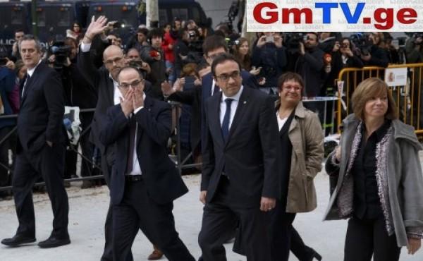 კატალონიის მთავრობის ყოფილი წევრების ადვოკატი ესპანეთის იუსტიციის მინისტრის გადადგომას ითხოვს