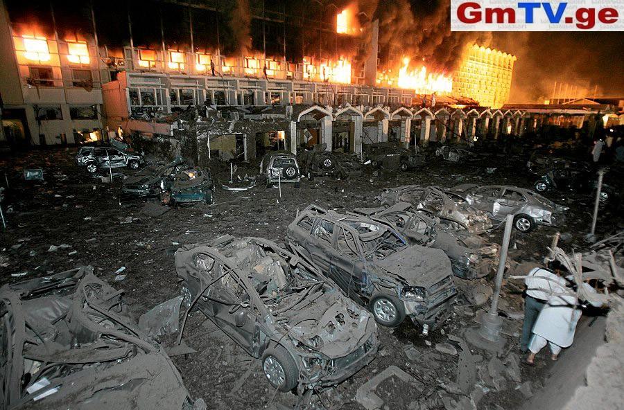 ტერაქტის შედეგად ეგვიპტეში 235 ადამიანი დაიღუპა