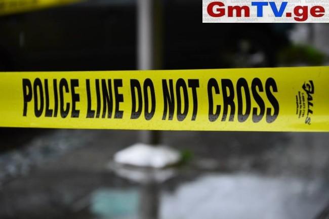 თრიალეთის ქუჩაზე დაჭრილი პოლიციელი იპოვეს