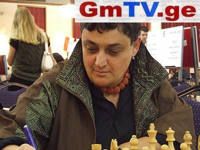ჭადრაკის ქართველი დედოფალი იუბილარია-ვულოცავთ!