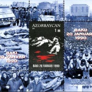 შავი შაბათი – 20 იანვარი აზერბაიჯანში სახალხო გლოვის დღეა