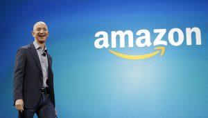 Amazon-ის დამფუძნებელი ისტორიაში მსოფლიოს ყველაზე მდიდარი ადამიანია