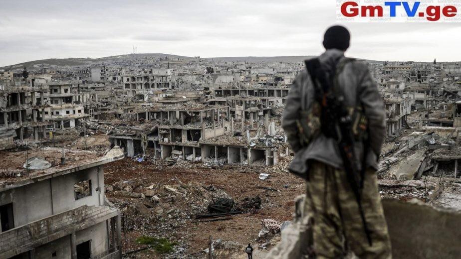 მაიკ პომპეო: სირიაში ასობით რუსი მებრძოლი დაიღუპა