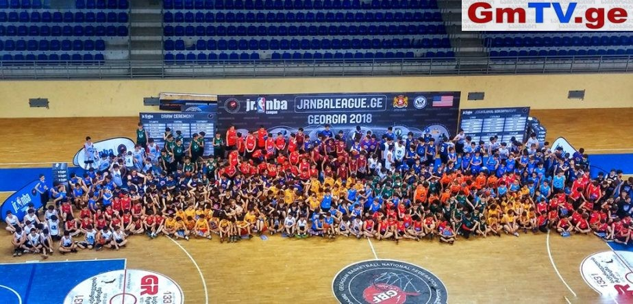 ჯუნიორ NBA-ს ახალი სეზონი საქართველოში