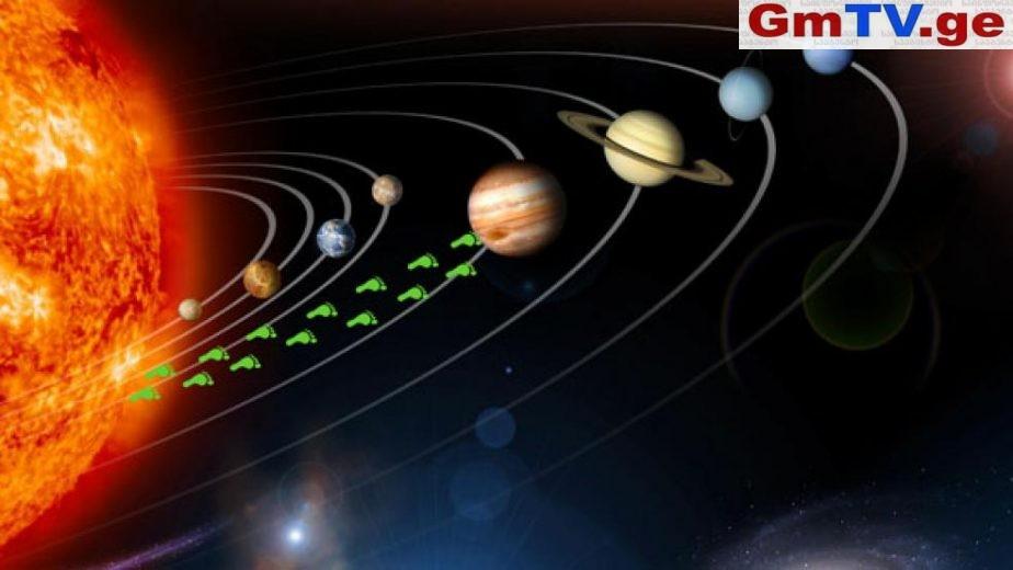 მარსი ცხელ ზაფხულს გვიმზადებს – გახშირდება კონფლიქტები, მწვავე სიტუაციები და მიწისძვრები