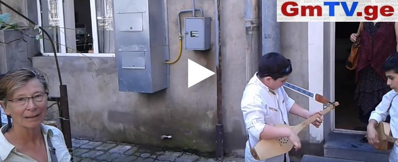 """""""მადლობა, ბრავო საკარტველო"""" – აღფრთოვანებული ტურისტი ქალი… (ვიდეო)"""