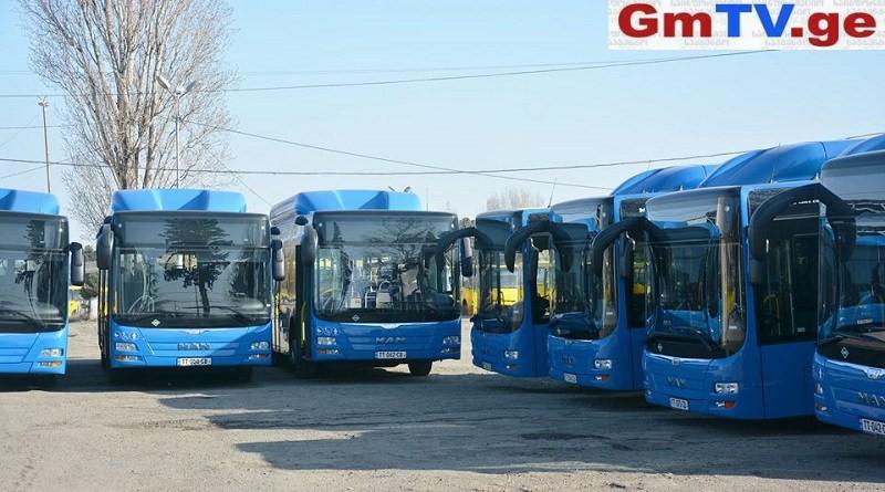 ტენდერი დასრულდა-რომელი კომპანია შემოიყვანს ახალ ავტობუსებს….