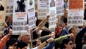 ესპანეთში გაათავისუფლეს ტერორისტი , რომელსაც 3 ათასი წელი ჰქონდა მისჯილი