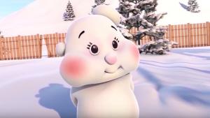 თოვლის გუნდა 30 წლის შემდეგ (ვიდეო)