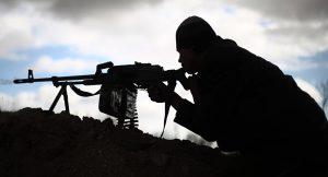 სირიისა და ერაყის საზღვარზე ტერორისტების მობილიზაცია შენიშნეს