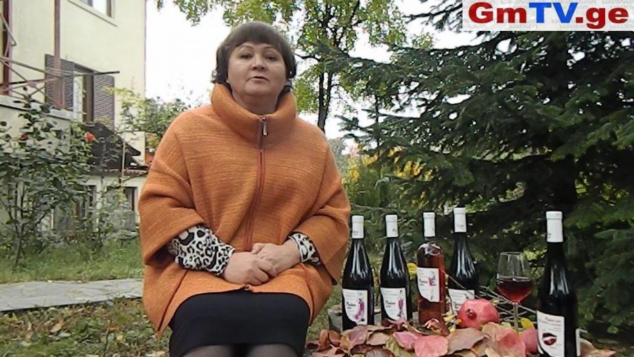ღვინო მხოლოდ ქალბატონებისთვის – ქართველი ფერმერი ქალი ევროპაში (ვიდეო)