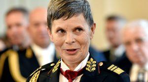 ქალი პირველად გახდა სლოვაკეთის შეიარაღებული ძალების გენშტაბის უფროსი