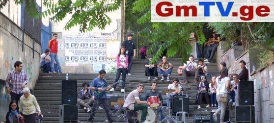 """ხვალ თბილისში """"ქუჩის მუსიკის დღე"""" გაიმართება"""