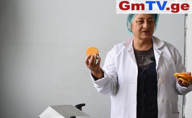 ხურმის ჩიფსი – ქართული და ორიგინალური (ვიდეო)