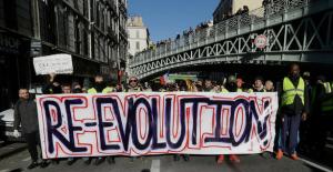 შეტაკებები და დაკავებები პარიზში – ქუჩებში მობილიზებულია ჯავშანმანქანები