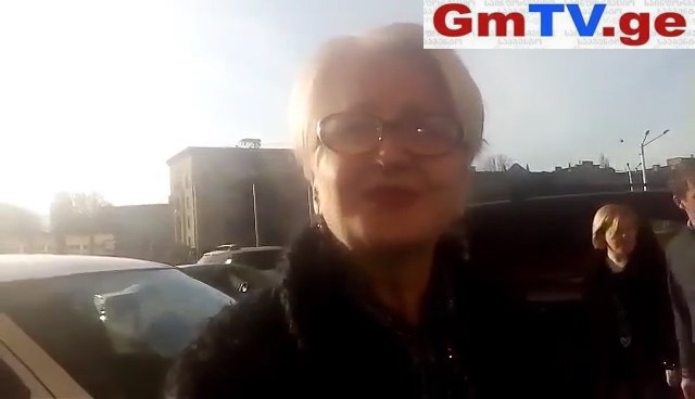 ინაუგურაციის პარალელურად თბილისის ქუჩებში (ვიდეო)