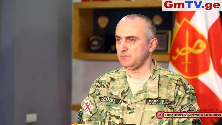 ჯარისკაცების გათავისუფლების შესახებ გავრცელებულ ინფორმაციას ჩაჩიბაია მცდარს უწოდებს