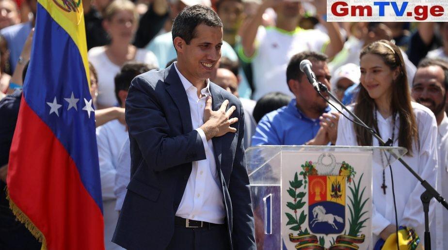 გუაიდო ვენესუელას პრეზიდენტად რუმინეთმაც აღიარა