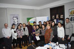 ფერმერ ქალთა ასოციაცია UNDP-ის მხარდაჭერით შეხვედრებსა და სწავლებებს განაგრძობს