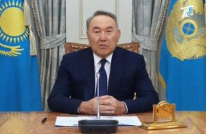 ყაზახეთის პრეზიდენტმა პოსტი დატოვა