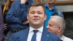 ზელენსკიმ პრეზიდენტის ადმინისტრაციის ახალი ხელმძღვანელი დანიშნა