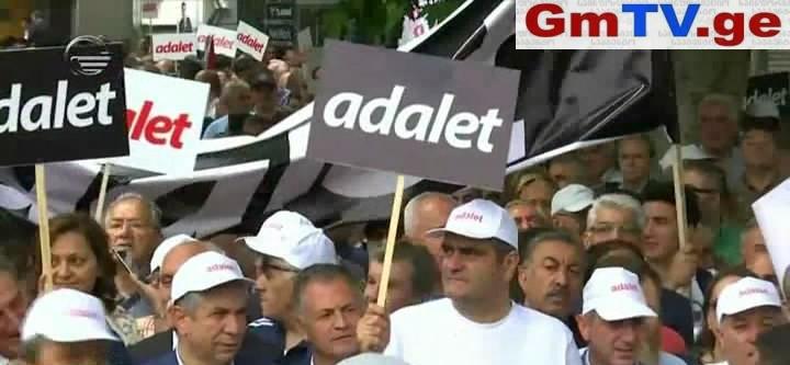 """""""მშვიდობა თურქეთში ბეწვზე ჩამოეკიდა, ველოდოთ ჩვენი ეკონომიკის დასუსტებას"""""""